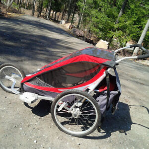 Chariot 2 - bike trailer/jogger