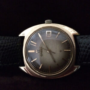 Mans vintage watch Omega Constellation automatic Chronometer