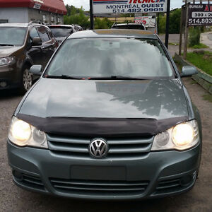 2009 GOLF, AUTO , AC ,POWER DOORS AND WINDOWS, MAGS , NO RUST V