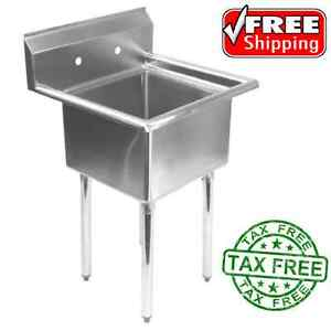 ... Stainless Steel Pedestal Sink Free Standing Utility Sinks With Legs