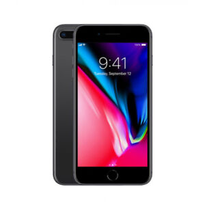 iPhone 8 PLUS 64GB SPACE GREY UNLOCKED MINT CONDITION