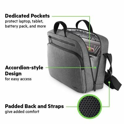 Belkin F8N901 Classic Pro Slim Messenger Bag for 15.6 inch Laptop Mackbook Grey