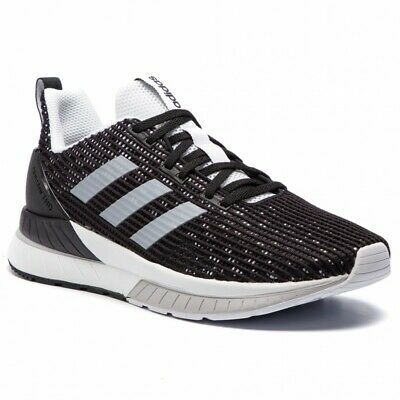 ADIDAS QUESTAR TND F34968 BLACK MEN'S ORIGINAL SNEAKERS