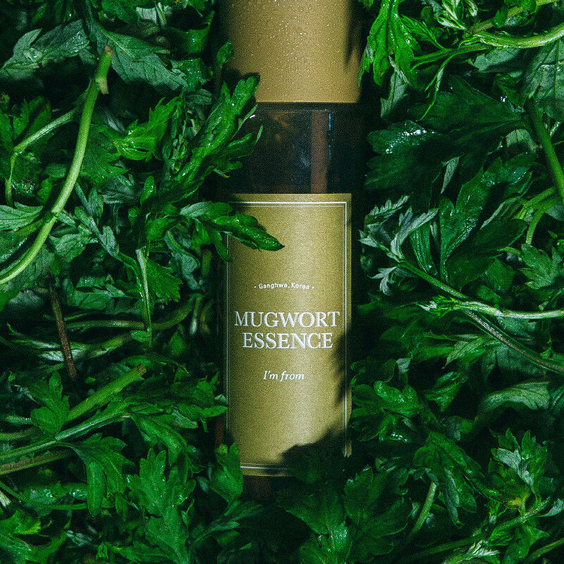 I'm From Mugwort Essence 160ml / healing calming for irritated skin mugwort
