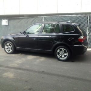 2006 BMW X3 3.0i Premium Package