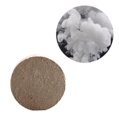1Boxes Smoke Cake Round Bomb White Smoke Effect Show Stage Photography Aid Toy