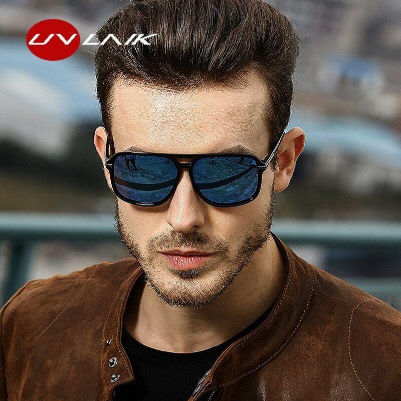 Sunglasses Men Polarized Mirror Gafas De Sol Para Hombres Mo