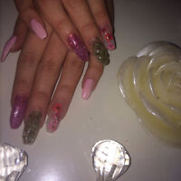 Gorgeous Gel Nails