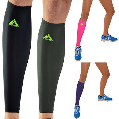 MPS Men's, Women's Compression Running Sleeves Support for Shin Calf Splint Legs