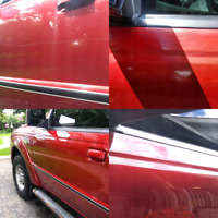 Mobile paint protection and gloss enhancer