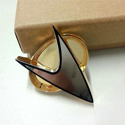 (Star Trek Badge Next Generation Badge TNG Badge Communicator Badge Pin Brooch)