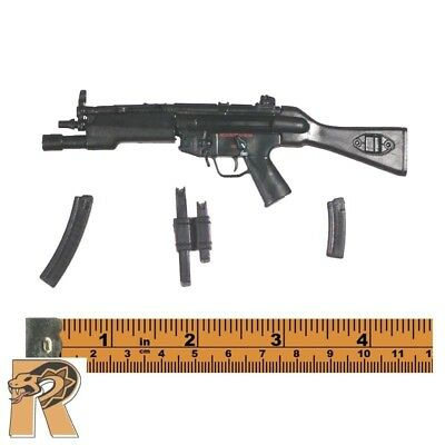 HK Weapons 1 - MP5 (Full Stock) #1 - 1/6 Scale - In ToyZ Action Figures Mp5 Full Stock