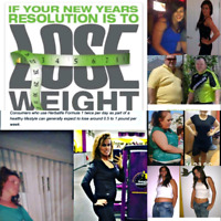 Get into the New you in 2019!!