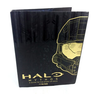 Halo Mythos A Guide To The Story Of Halo Book Hardcover XBOX