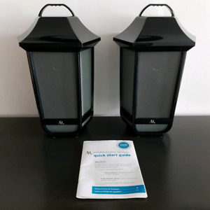 Pair of Wireless Bluetooth Speakers