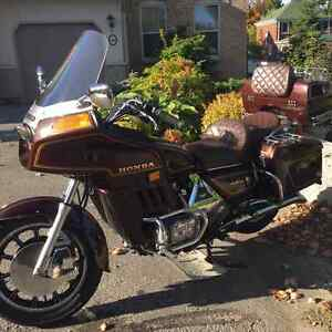 Honda Gold Wing - Interstate - Vintage Touring