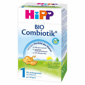HIPP & HOLLE Organic Baby Products