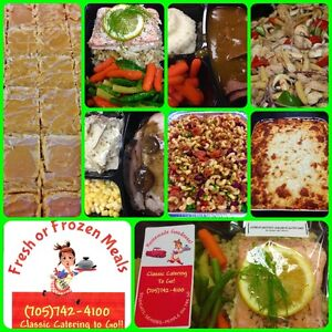 Fresh or Frozen Pre Packaged Meals Staring at $5 Kawartha Lakes Peterborough Area image 1