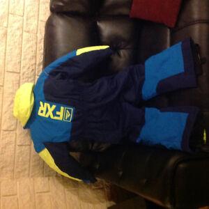 Size 10, boys FXR Mono suit Edmonton Edmonton Area image 1