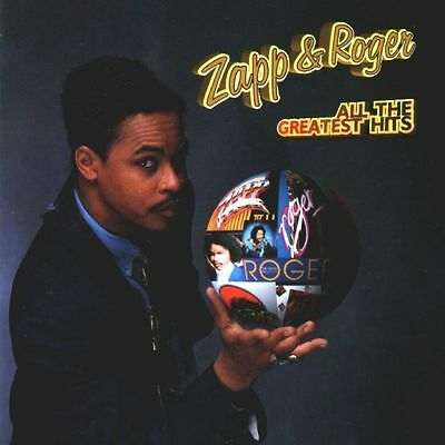 Zapp & Roger - All the Greatest Hits Import Edition by Zapp & Roger1993 Audio CD for sale  Jersey City