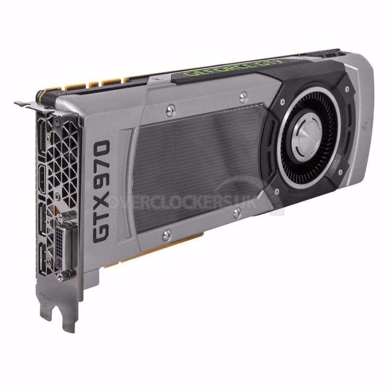 9ccb3faae4d0 OCUK Nvidia GTX 970 4GB GDDR5 Reference Graphics card gtx 980 pcb OVERCLOCKERS  UK MODEL