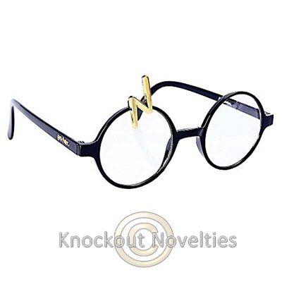 Sun-Staches: Harry Potter - Scar Fun Novelty Costume Character Sunglasses - Harry Potter Character Costume