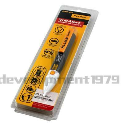 New Voltalert Non-contact Voltage Detect Pen Tester Ac 200v 1000v Fluke 2ac-c2