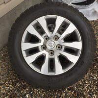 """20"""" Toyota OE Wheels with Tires"""