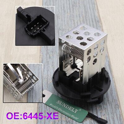 SmartSense Heater/Blower Fan Motor Resistor for Citroen C4 - 6445.XE 6445XE