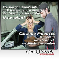 Financing for MVI Service, Upgrades & Extended Warranties.