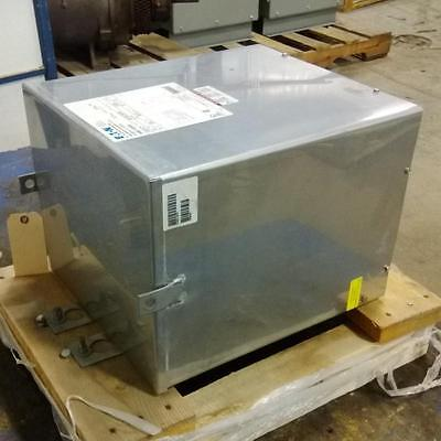 Eaton 1ph 480 To 120240v 25kva Dry-type Distribution Transformer S48g11s25ss