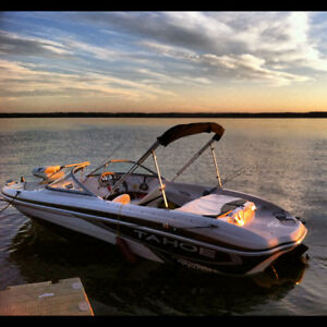 Tahoe Q5SF Outfitted for Fishing plus free winter storage
