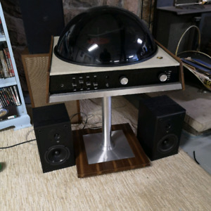 Vintage Dome top Stereo