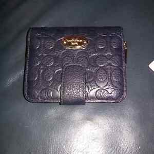 Coach wallet new condition 40$