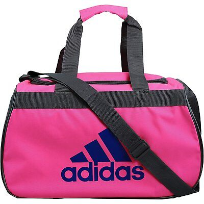 Adidas Small Diablo Duffel Bag Polyester Top-Handle