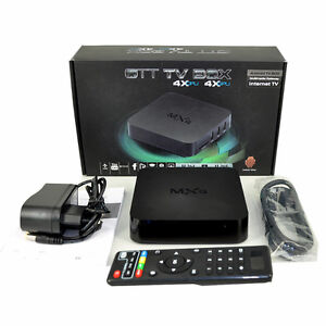 Android TV Box  MXQ $65  MXQ Pro $80 X98plus $110