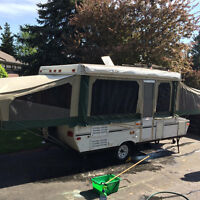 Tent trailer storage wanted