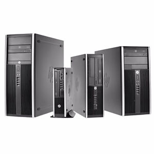 HP Compaq Elite 800 8300 8200 8000 6300 7900 SFF i5 i7 Desktop
