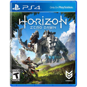 Horizon Zero Dawn will Swap/Trade
