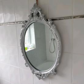Beautiful Vintage ornate mirror