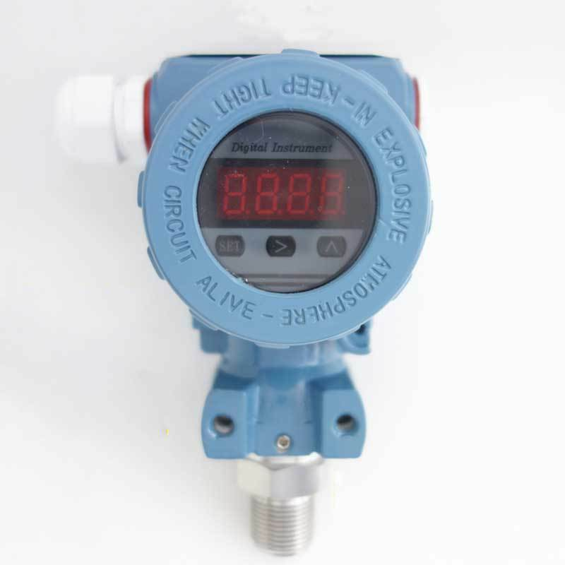 Image of 0 0 16 60Mpa LED Pressure Transmitter Pressure Transducer G1 4 4 20mA output