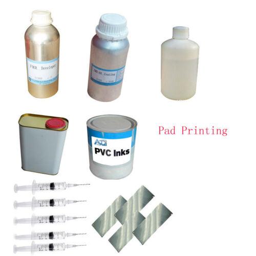 Best Sale DIY Plate Making:Plates&Liquid for Pad Printing Logo Maker Industry