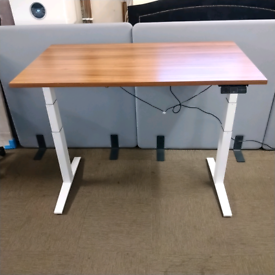 Herman Miller Electric Sit and Stand Desk Home office furniture