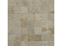Tumbled Limestone Italian Natural stone tiles 10 x 10 cm sq tiles