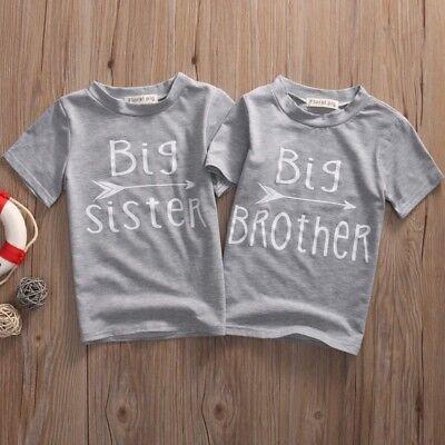 Big Brother T Shirt  Big Sister T Shirt