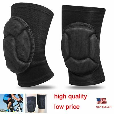 1 Pair Knee Pads Kneelet Protective Gear For Work Safety Construction Gardening