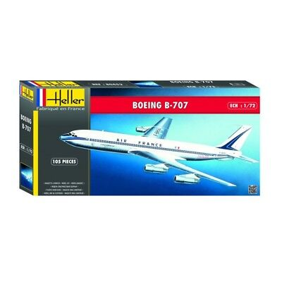 Heller 1/72 Boeing B-707 # 80452
