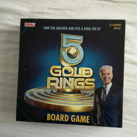 5 Gold Rings Boardgame