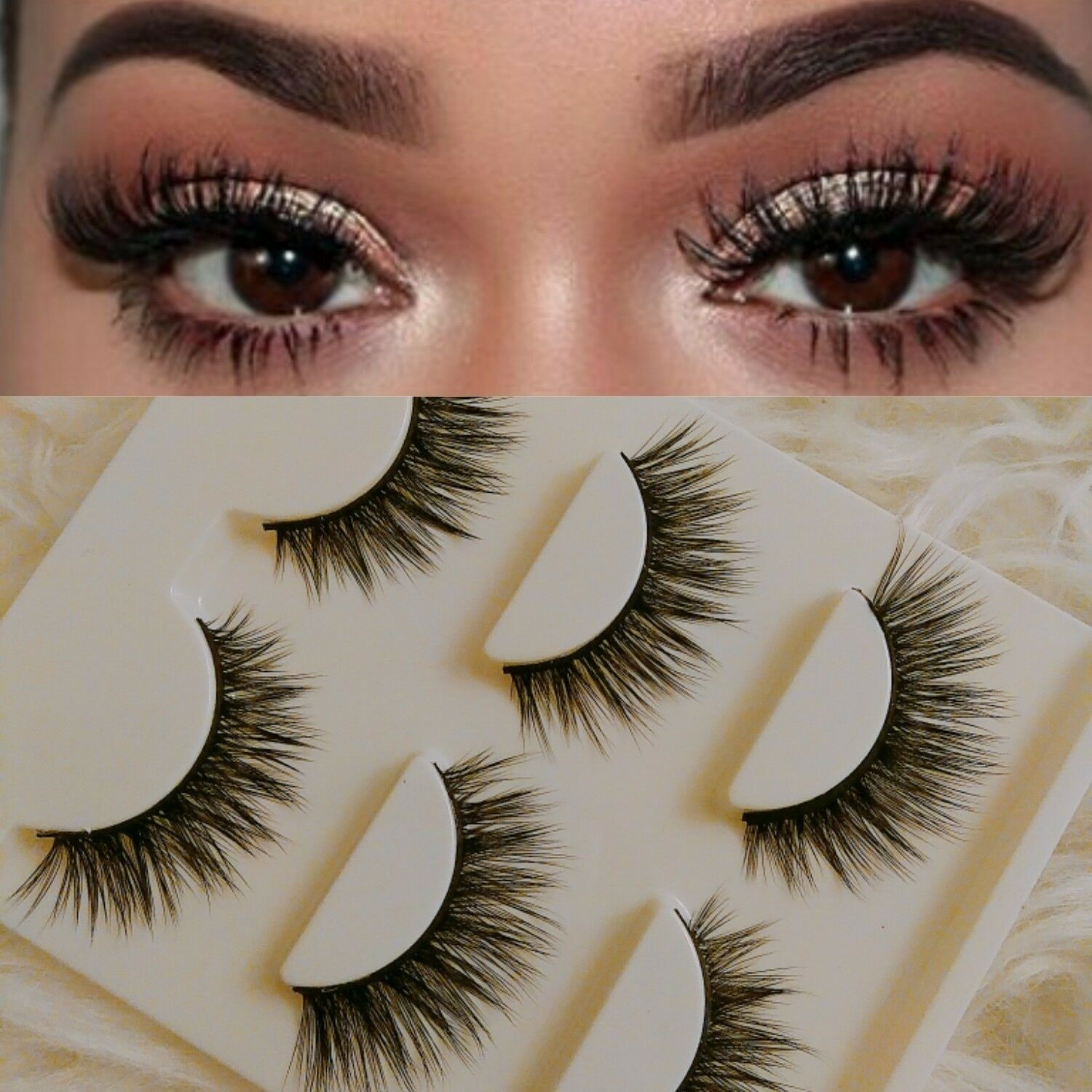 Fake Lashes Vs Mascara Vs Eyelash Extension Kiyosa Japanese Total