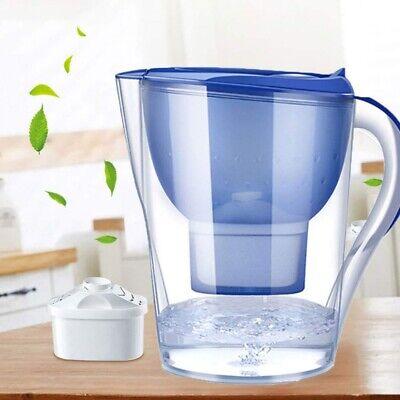 Premium Alkaline Water Pitcher - 3.5L Pure Healthy Ionizer W